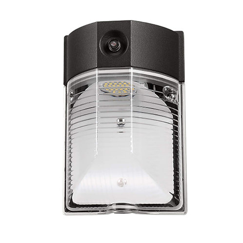 WallPack 26w 100-277v 5000k C/Fotocelda TLWP26 - Tishman Lighting