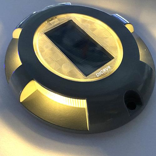 Solar Bolla para piso Cálido 1w ZE-SOLARBOL1WBC