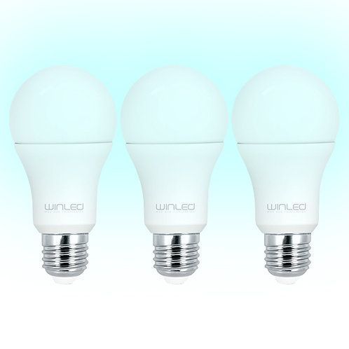 3Pack Focos 10W BF Winled WLA-014