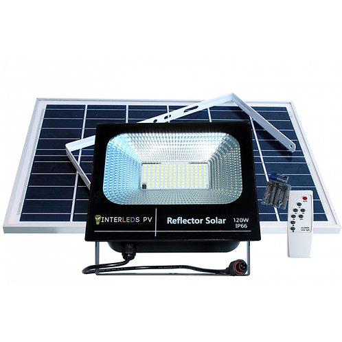 Reflector Solar+Panel 120w C/Ctrl LE-SS0831
