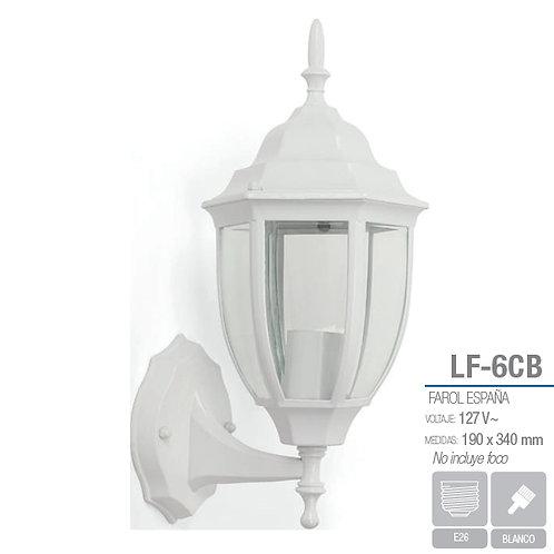 Farol España Blanco LF-6CB - GeoPower