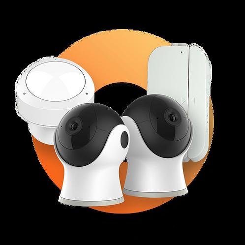 SMART Kit de Monitoreo Básico KITASEGTCW