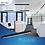 Thumbnail: Decorativo Colgante LED Lineal 45w 1.2m Negro 3500k ADE-610