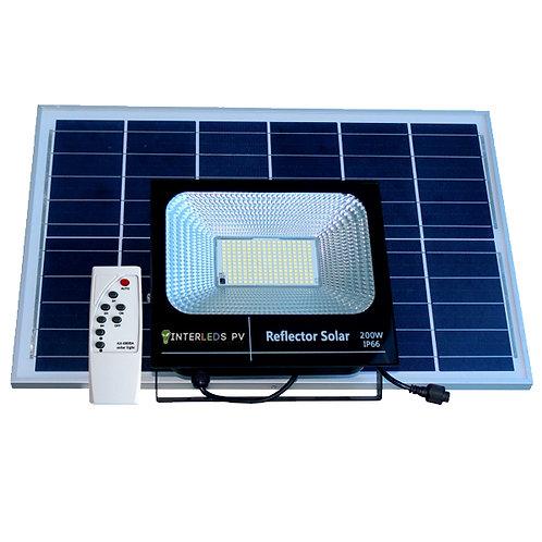 Reflector Solar+Panel 200w C/Ctrl LE-SS0832