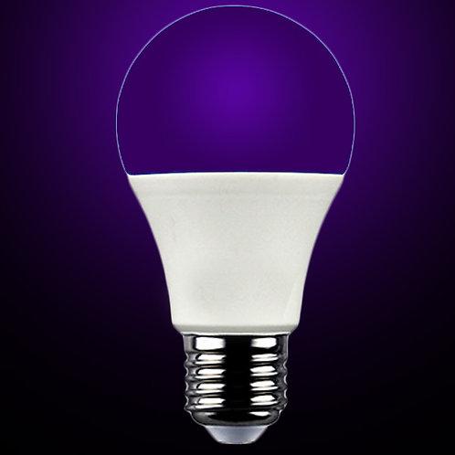 Foco LED 6w Luz Negra UV 100-240v A60LED6/BLB