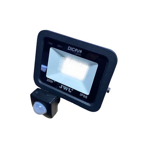Reflector LED C/Sensor 20w JLRE-20SM