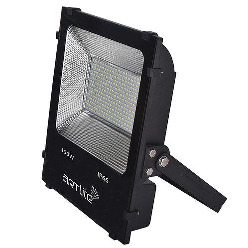ARE-011 REFLECTOR LED SMD CUADRADO SLIM 150W BLANCO FRIO