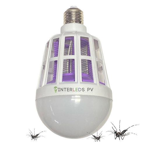 Foco Mata Mosquitos LED HIGLM-1515