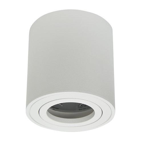 Lum Techo Cilindro Alu Blanco para GU10 ADE-701