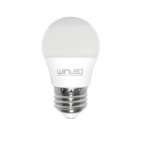 WLA-007 LAMPARA LED BULBO E26 3W BLANCO CALIDO