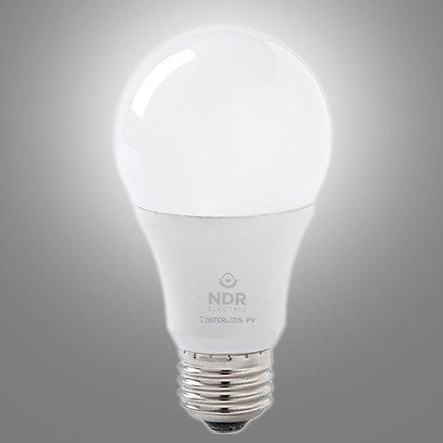 Foco LED Dimeable 9.5w 50K 800LM ND-LED-A19-9.5W-50K