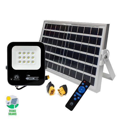 SOLAR Reflector+Panel 30w C/Control Remoto R29W30