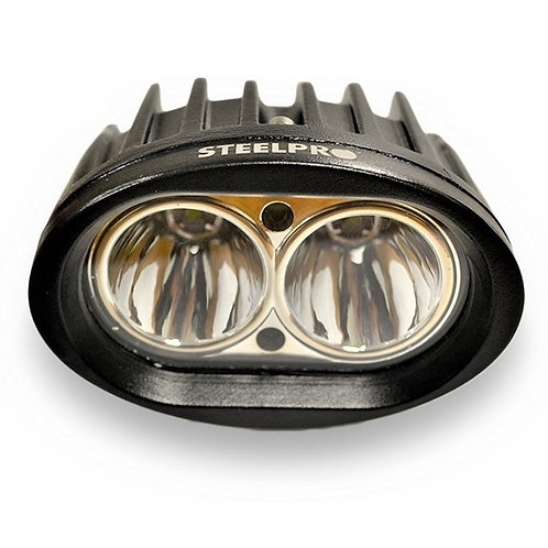 "Faro LED 2x10w 4"" Spot SP-EXACT20CR"