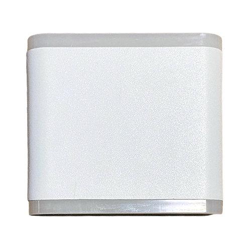 Luminario Aries I Doble LED 6w 3000k TL1326A1