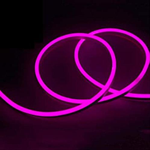 NEON FLEX Purpura Tira 5mts 12v MAN-NEO5MTPP