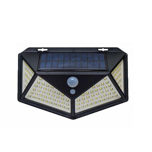 SOLAR Luminario de Pared C/Sensor de Movimiento LS25W27