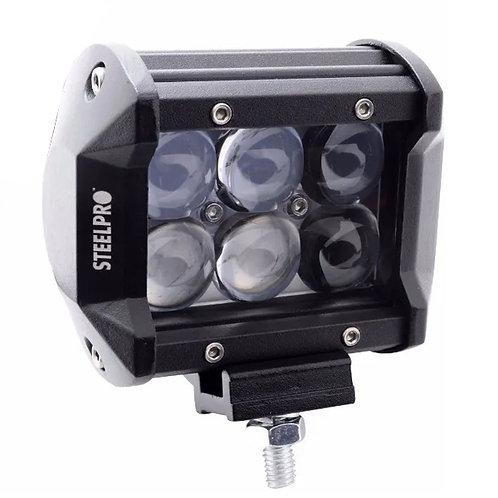 """Faro LED Epistar 18w 4"""" 4D Spot SP-EXACT4D18"""