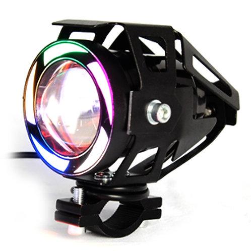 Faro LED 10w Aro RGB SP-15RGB