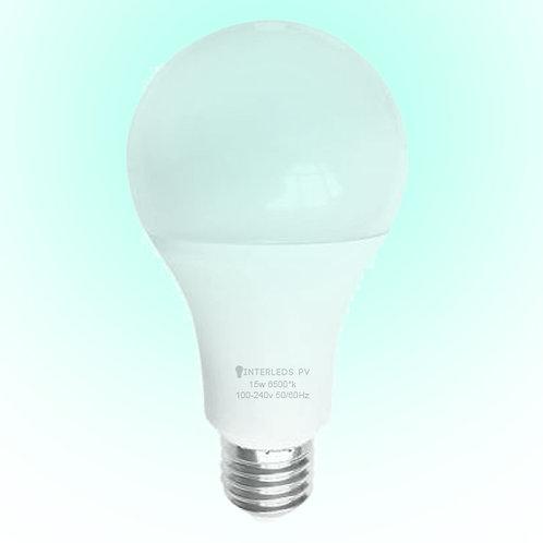 Foco 15w LED 6500K 100-240v ILV-QPA70-15-01Y