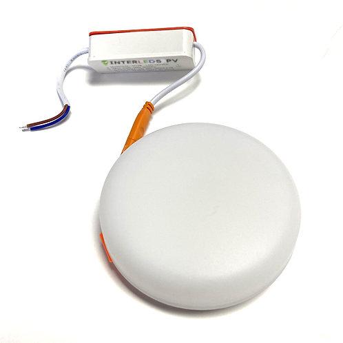 Panel LED 3 Tonos Ajustable 12w SL-SL-R12W/BCN