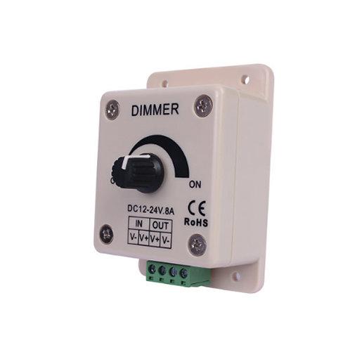 Dimmer manual para tira extraplana de LEDs WS-K1008-12