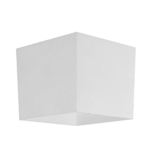 Luminario Blanco/BcoCalido 6w Asimetrico 067-ILU50766WWIP54