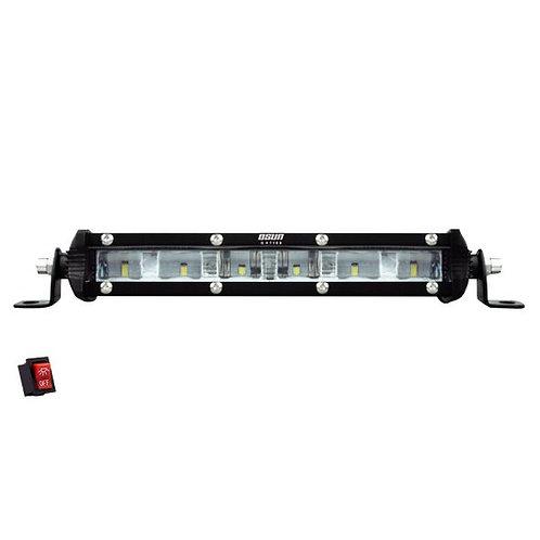 "Barra LED 7"" Alta Intensidad 30w 6-LED OSN0107"