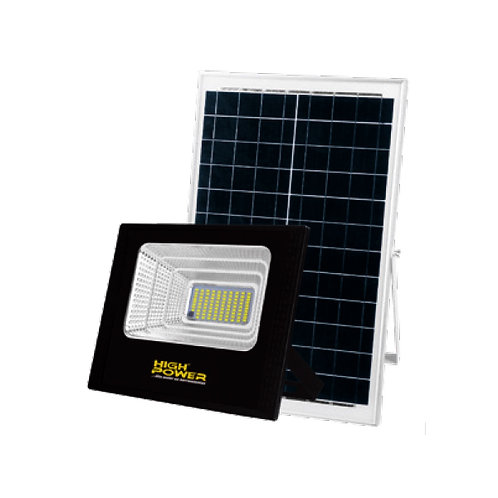 SOLAR Reflector LED+Panel Solar 200w HIGRS-2001