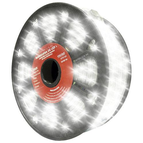 Manguera LED 2835 Rollo 25 metros Blanco Frío Exterior WMA-006