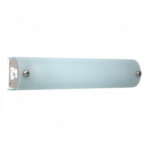Barra de Baño Cristal Acido 2L C/Apagador V22154W/35 - CALUX