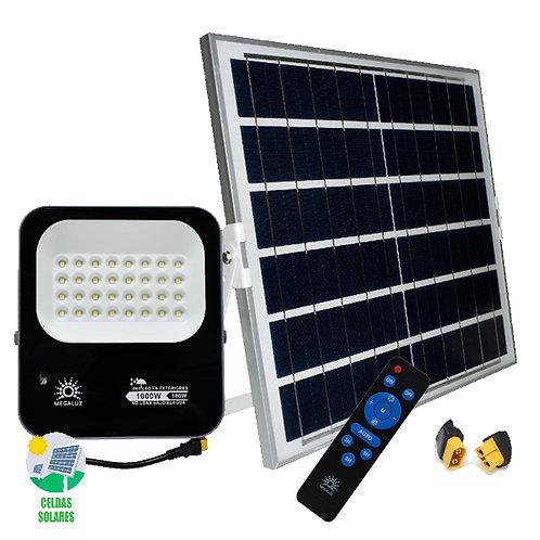 SOLAR Reflector+Panel 100w C/Control Remoto R29W100