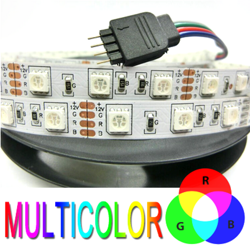 Tira LED 5050 IP20 Multicolor JLTL5050IP20RGB