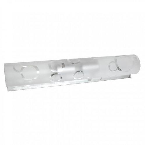 Luminario Barra de Cristal Interior E27 - 3112 - CALUX