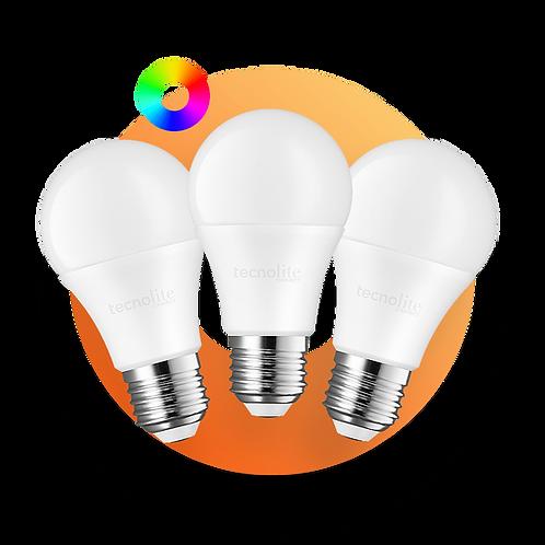 SMART Kit de Iluminación Smart RGB KITA19RGBTCW3P