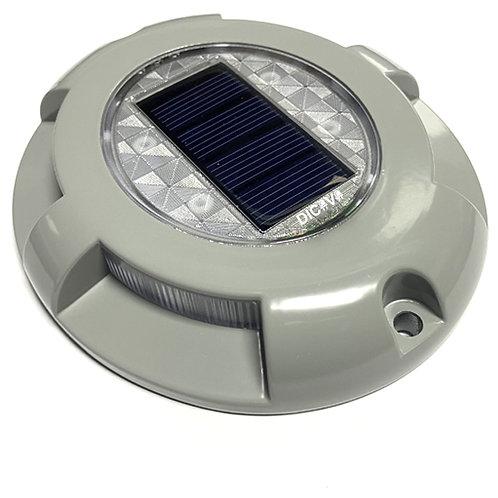 Solar Bolla para piso Azul 1w ZE-SOLARBOL1WA