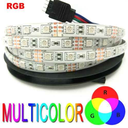 Tira LED 5050 IP65 Multicolor JLTL5050IP65RGB