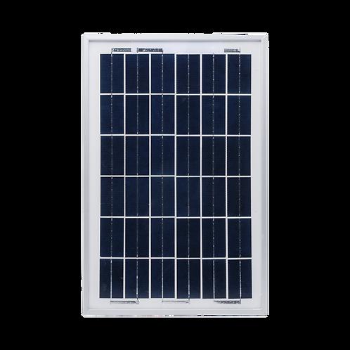 Modulo Solar Fotovoltaico 10w 12VCC ****
