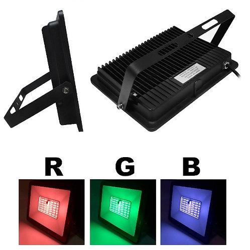 Reflector RGB 100w C/Control R12W100R08