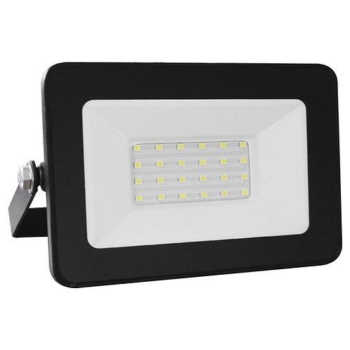 WRE-009 REFLECTOR SLIM LED 20W SMD BLANCO FRIO EXTERIOR