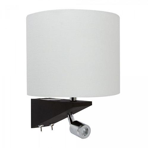 Arbotante Interior LED LED 20W 100-240V E27 TLLED-2040/B