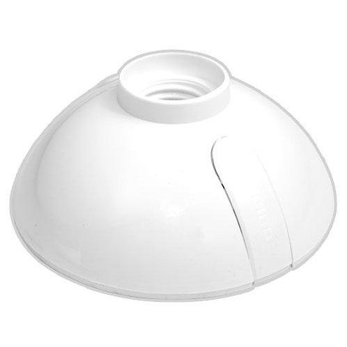 Porta-lampara Blanca Oval Biticino P21BN