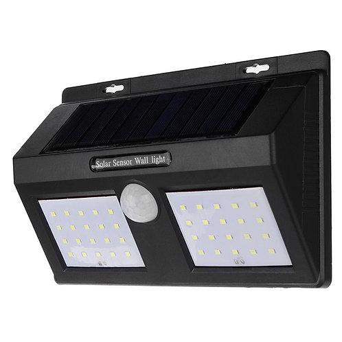 SOLAR Lamp Muro 4W IP65 C/Sensor 340LM HP-MUNAS-0440