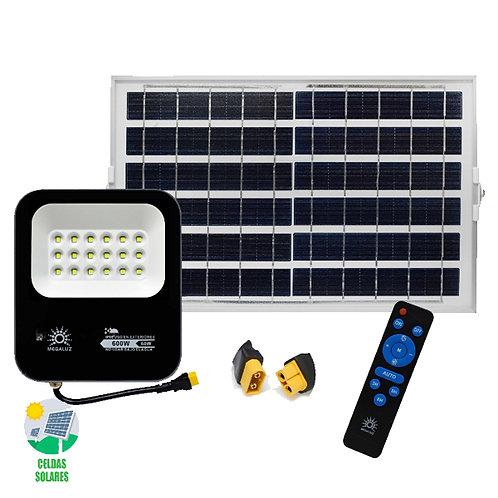 SOLAR Reflector+Panel 60w C/Control Remoto R29W60