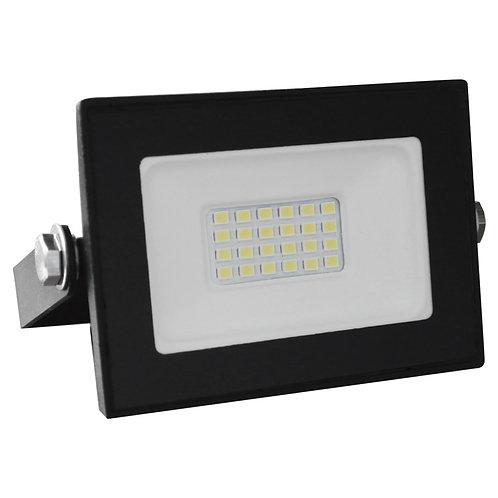 WRE-008 REFLECTOR SLIM LED 10W SMD BLANCO FRIO EXTERIOR