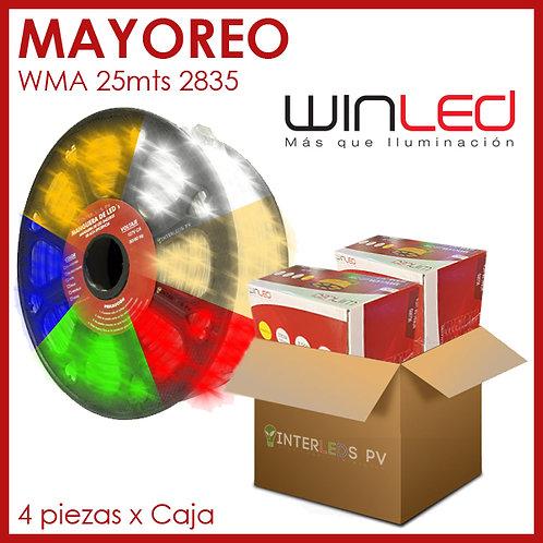 MAYOREO Manguera LED 2835 Rollo 25 metros Exterior - Winled