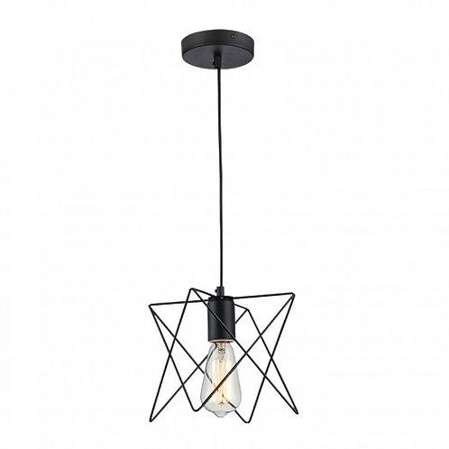 Colgante E27 sin lampara - C081/NE - CALUX