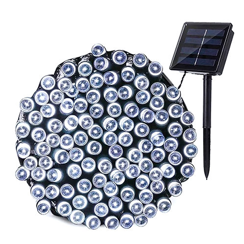 Serie Luz Solar Navideña 100L 8m ( 091 )