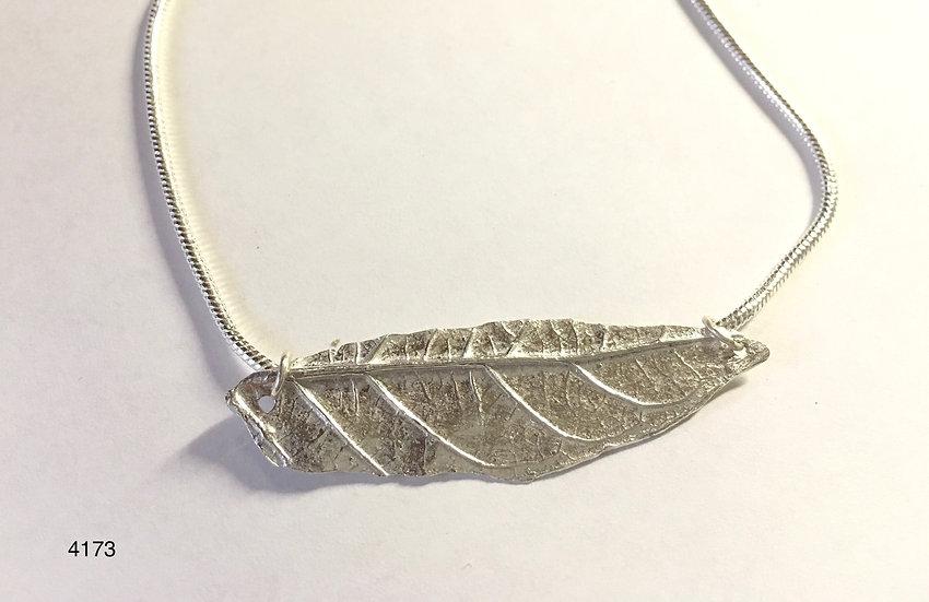 Mango Leaf On A Chain