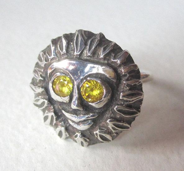 Sunshine Ring Size 7.5