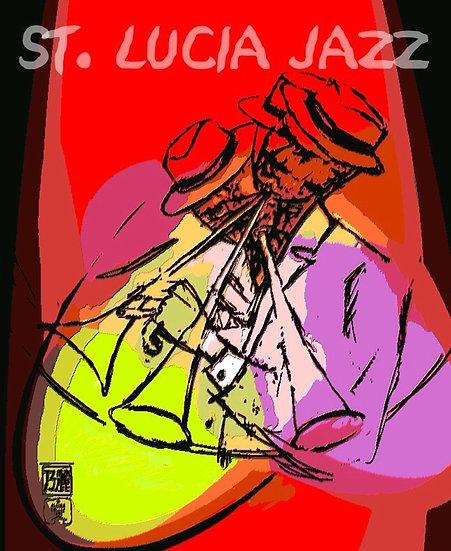 Jazz Horn Man